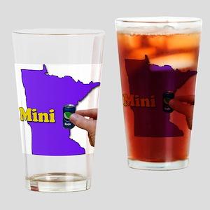 Minnesota Drinking Glass