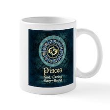 Pisces Astrology Zodiac Sign Mugs