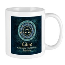 Libra Astrology Zodiac Sign Mugs