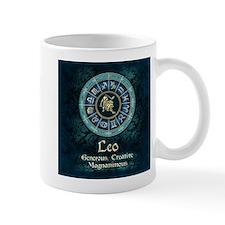 Leo Astrology Zodiac Sign Mugs