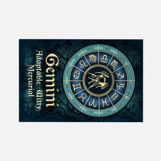 Gemini Astrology Zodiac Sign Magnets
