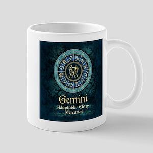 Gemini Astrology Zodiac Sign Mugs