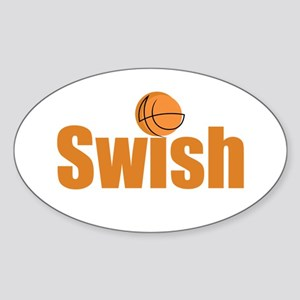 Swish Sticker