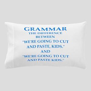 A funny joke Pillow Case