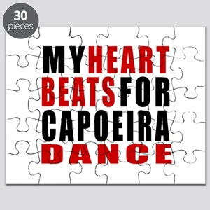 My Heart Beats For Belly dance Dance Design Puzzle