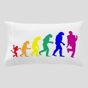 Gay Evolution Pillow Case