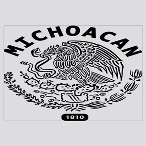 Hecho En Mexico Tattoo Wall Art Cafepress