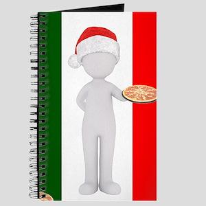 italian christmas Journal