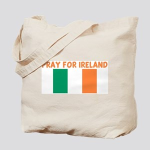 PRAY FOR IRELAND Tote Bag