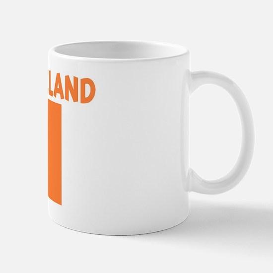 PRAY FOR IRELAND Mug