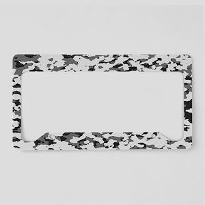 Camouflage: Urban I License Plate Holder