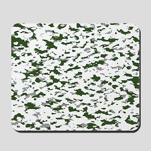 Camouflage: Alpine I Mousepad