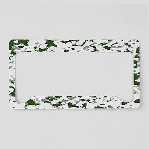 Camouflage: Alpine I License Plate Holder