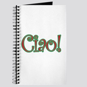 Ciao Bella, Ciao Baby, Ciao! Journal