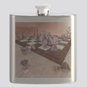 A Game of Chess Flask