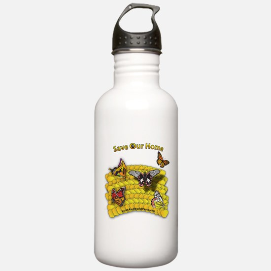Save Our Home: Lioness Water Bottle
