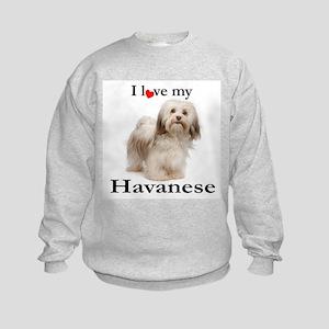 Love My Havanese Sweatshirt