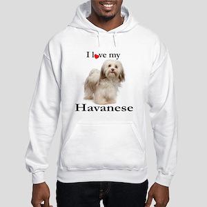 Love My Havanese Hoodie