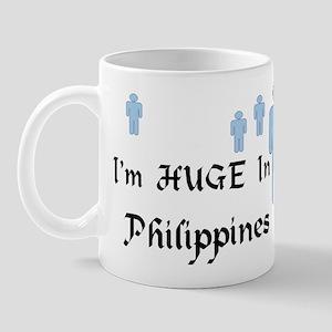 I'm Huge In Philippines Mug