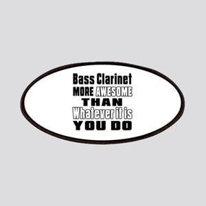 Bass Clarinet More Awesome Patch