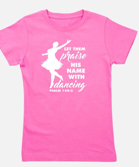 Unique Christian bible verse Girl's Tee