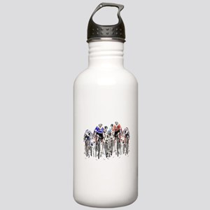 Cyclists Stainless Water Bottle 1.0L