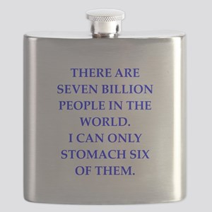 people Flask