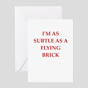 subtle Greeting Cards