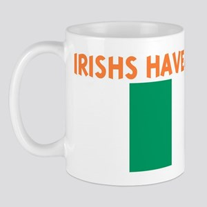 IRISHS HAVE MORE FUN Mug