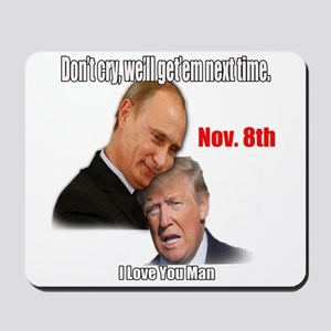 Election Day Mousepad