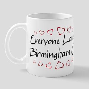 Birmingham Girl Mug