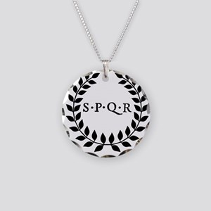 Spqr Necklace