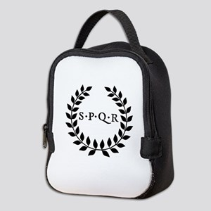 Spqr Neoprene Lunch Bag