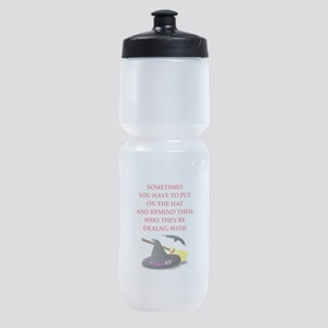witch Sports Bottle