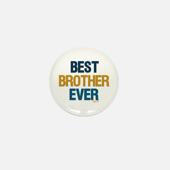 Funny Younger sibling Mini Button