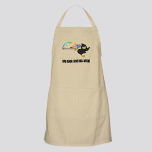 Chicken Ninja Awesome Apron