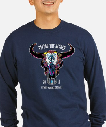 Defend The Sacred, Stand Long Sleeve T-Shirt