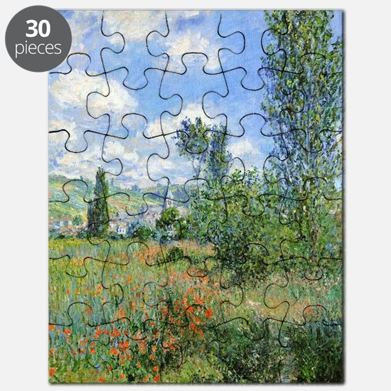 Cute Impressionism Puzzle