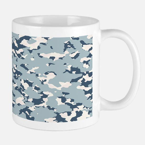 Camouflage: Arctic Tundra II Mug