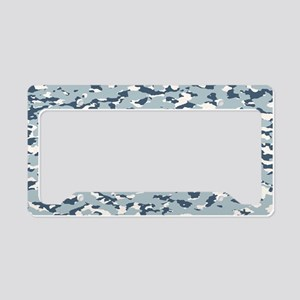 Camouflage: Arctic Tundra II License Plate Holder
