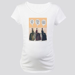 Victorian Baby Bumps - Funny Maternity T-Shirt