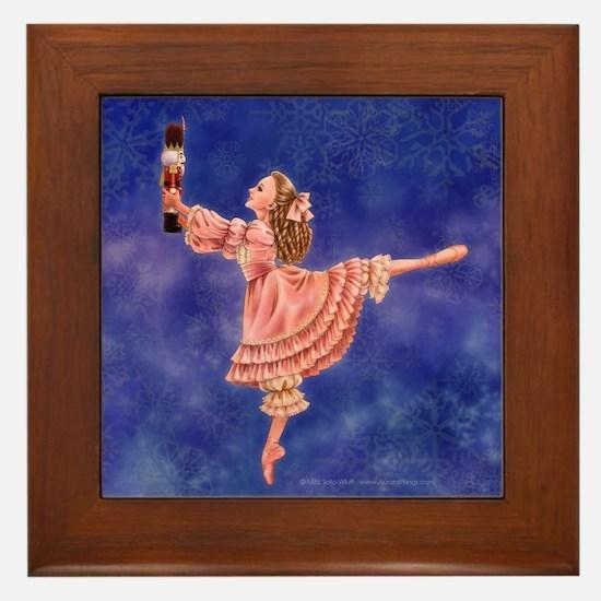 Clara Framed Tile
