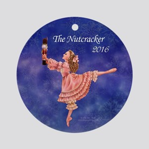 2016 Nutcracker Round Ornament