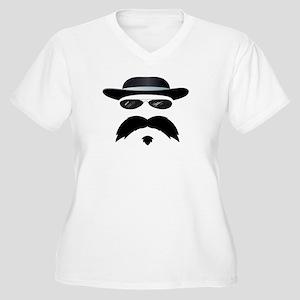 Musician Plus Size T-Shirt