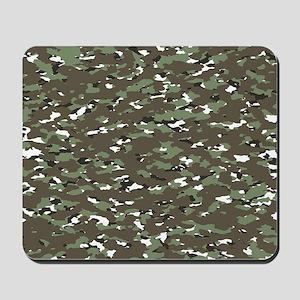 Camouflage: Alpine III Mousepad