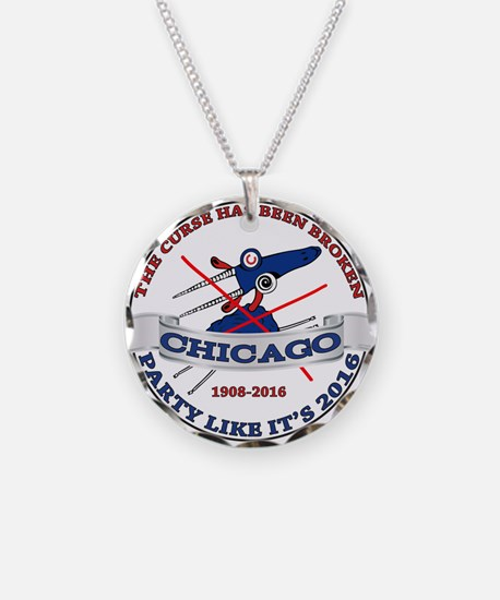 Chicago Billy Goat Curse i Necklace
