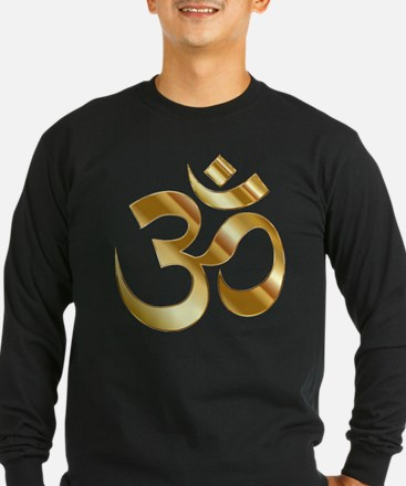 Om Symbol Long Sleeve T-Shirt