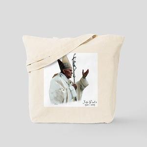 Il Papa - Pope John Paul II Tote Bag