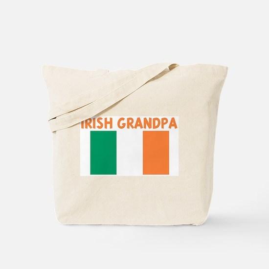 IRISH GRANDPA Tote Bag