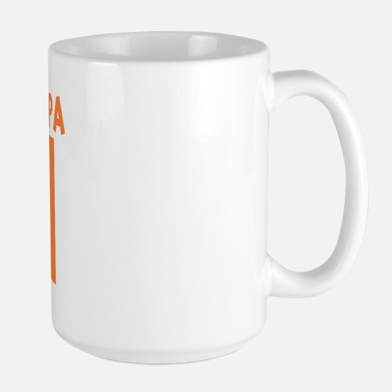 IRISH GRANDPA Large Mug